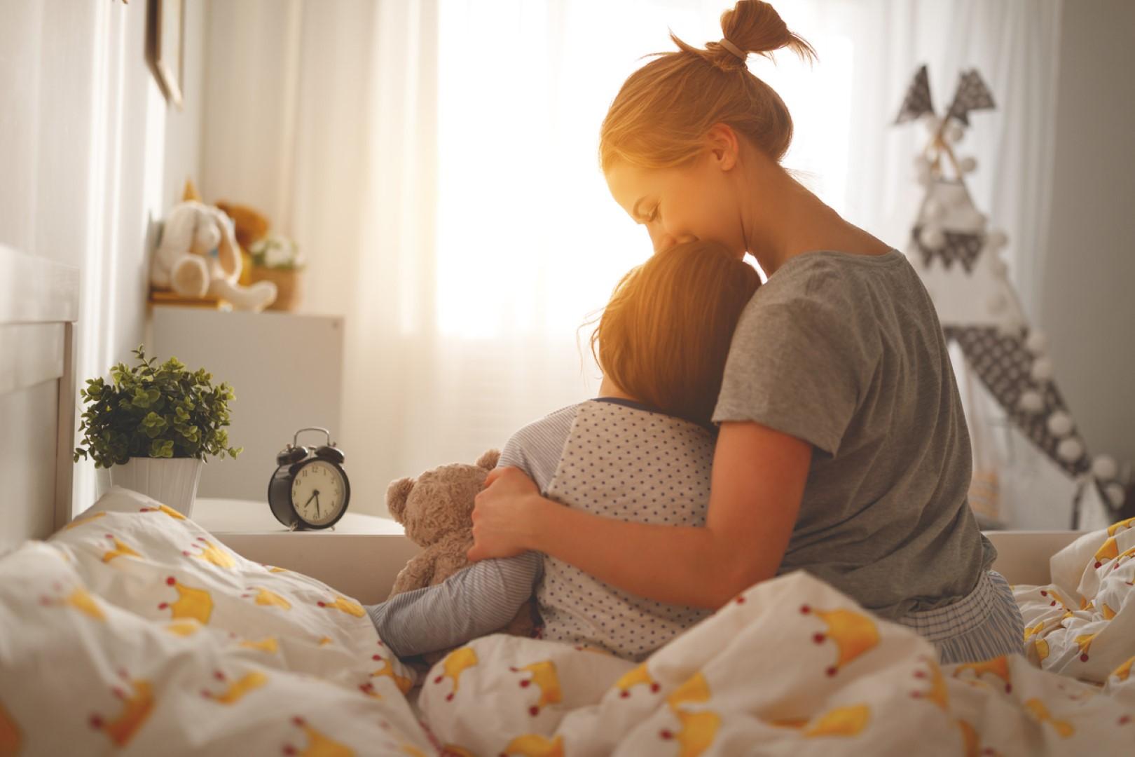 De voordelen van met je kind terugkijken op zijn dag