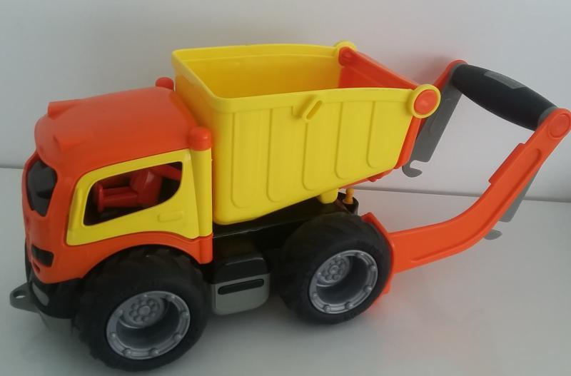 speelgoedvrachtwagen