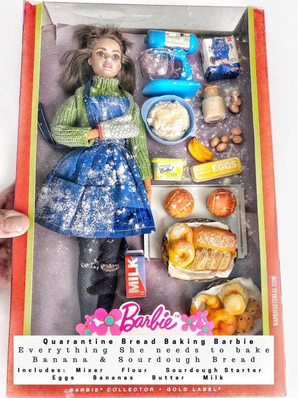 Quarantaine Barbie