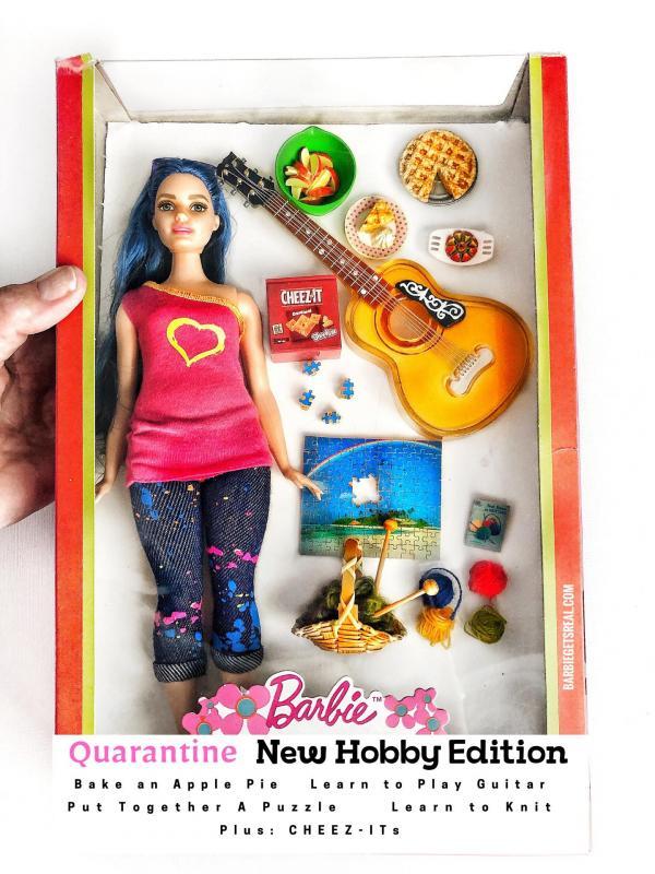 Quarantaine Barbie