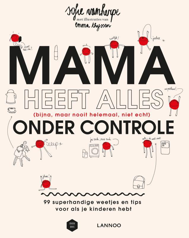 mama heeft alles onder controle boek
