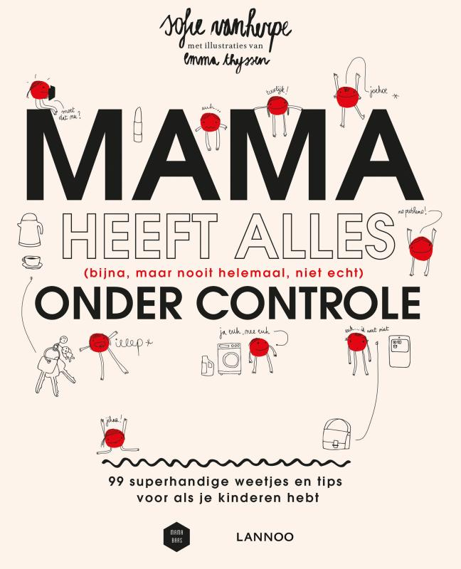 cover mama heeft alles onder controle