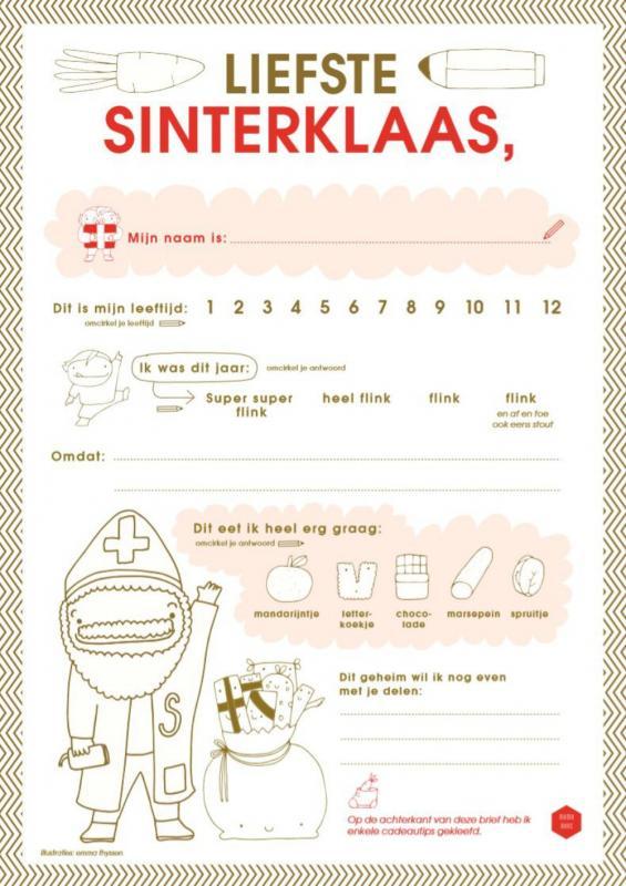 Brief Sint