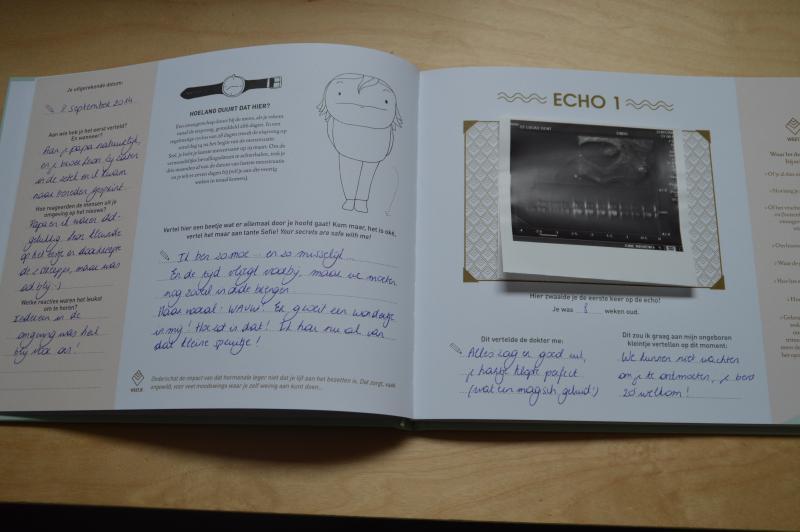 mijn fotoplakinvulboek