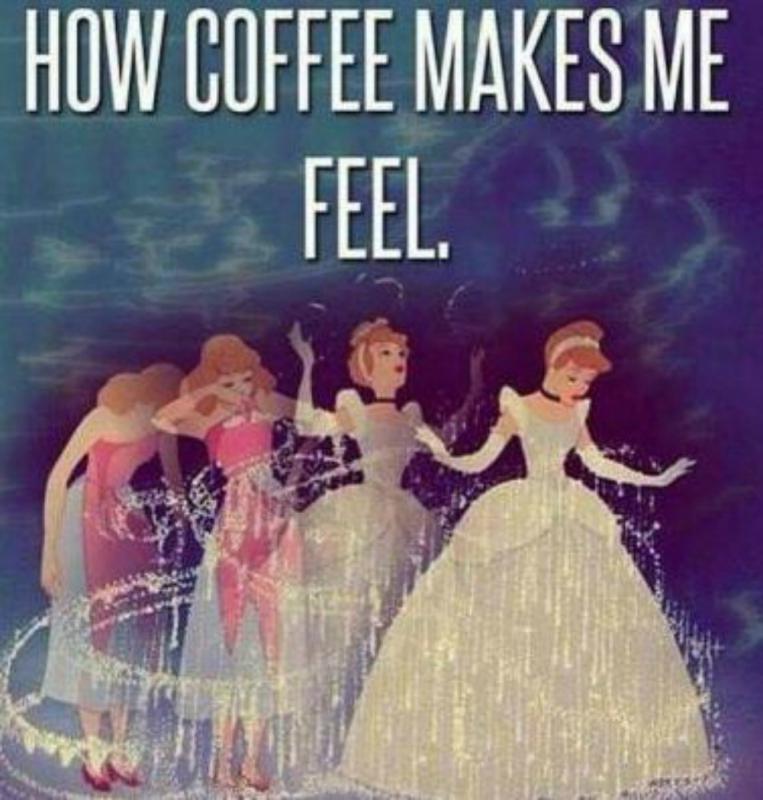 Grapje koffie