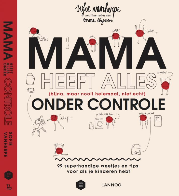mama heeft alles onder controle cover