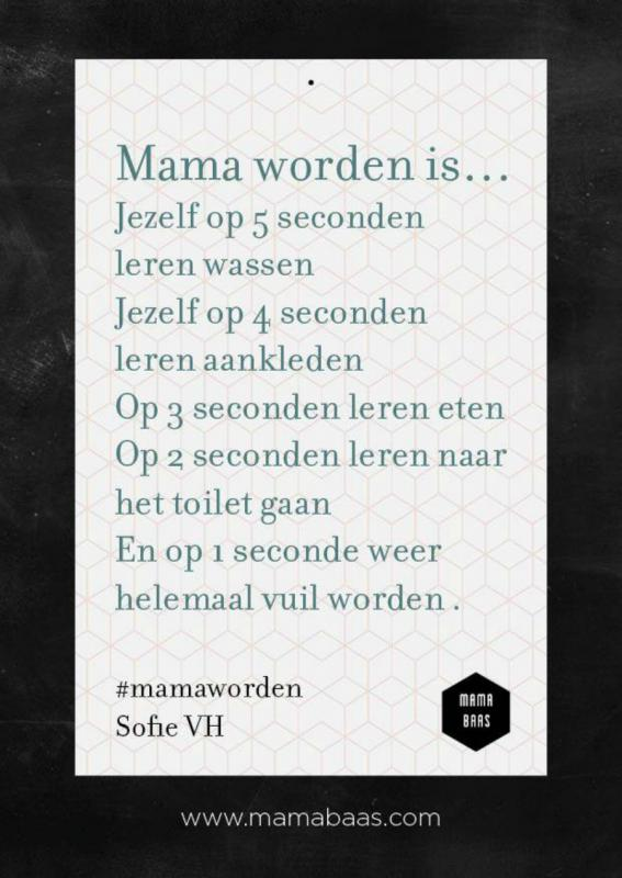 Quote: mama worden is...