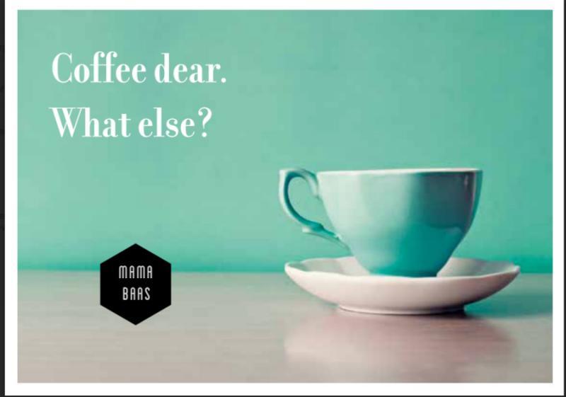 Quote: koffie