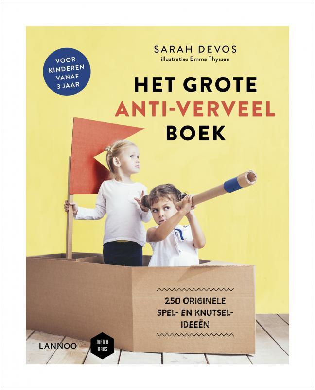 anti-verveelboek