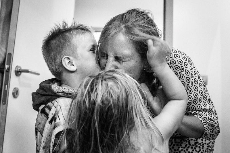 knuffel mama