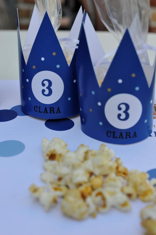 kroontje met popcorn tadaaz