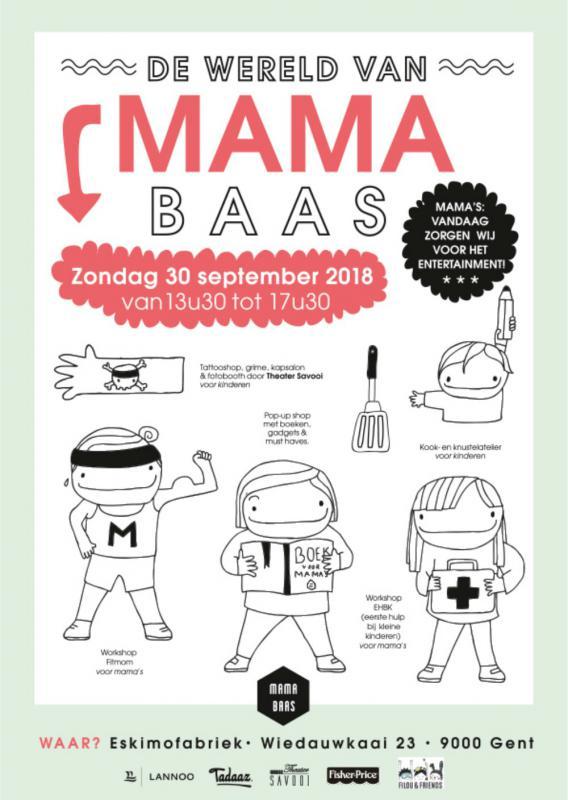 De wereld van Mama Baas