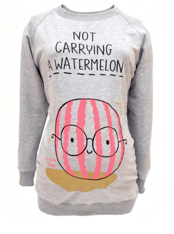sweater Eva Mouton Fragile watermelon
