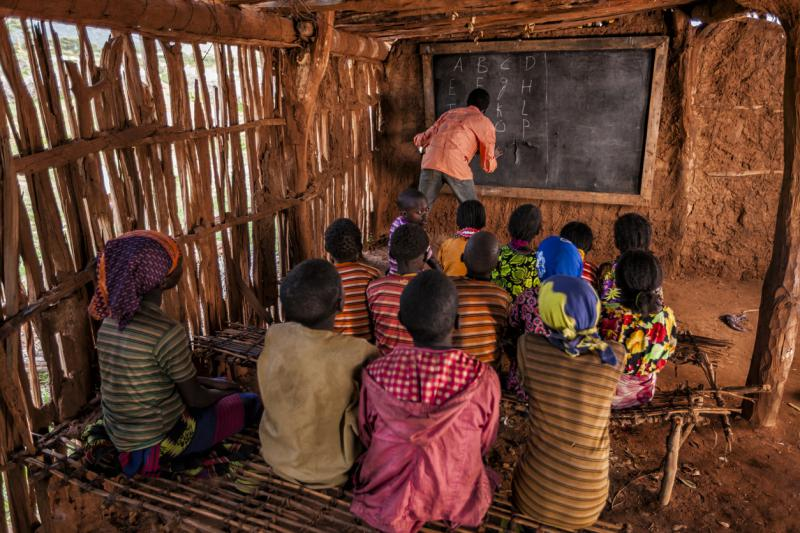 school Afrika