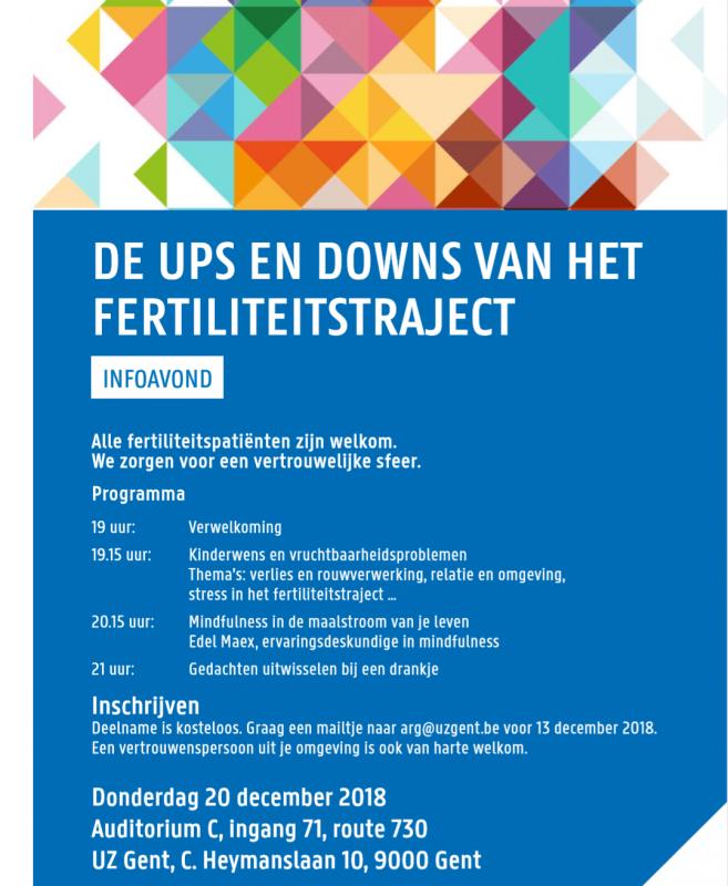 infoavond UZ Gent