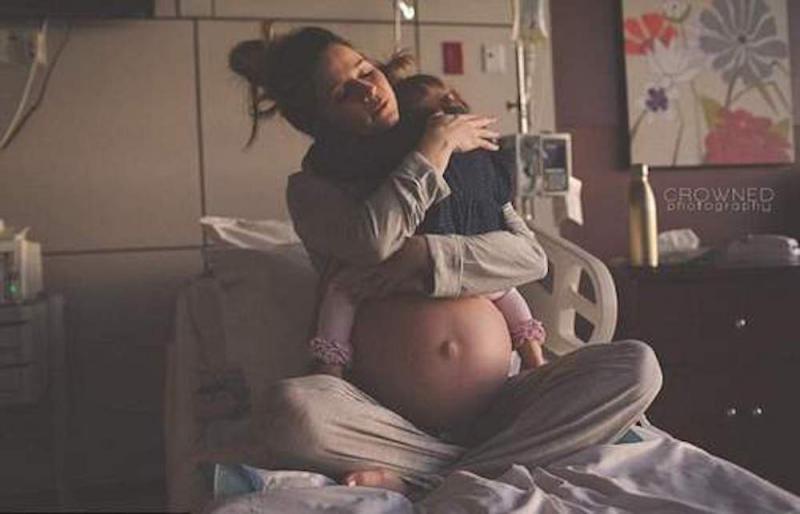 mama worden, mama gaat bevallen