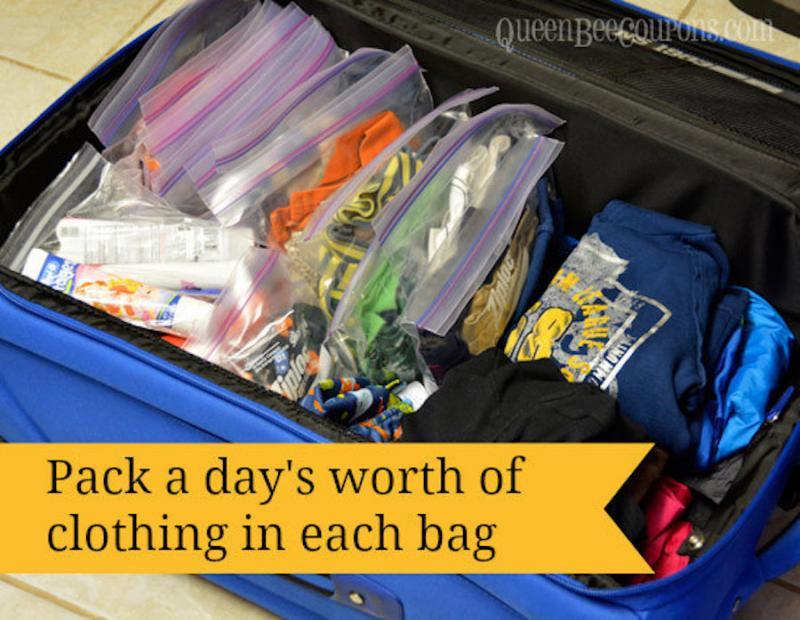 parenting hack travel
