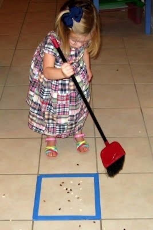 parenting hack cleaning