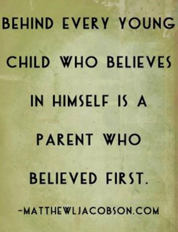 quote zelfvertrouwen kind
