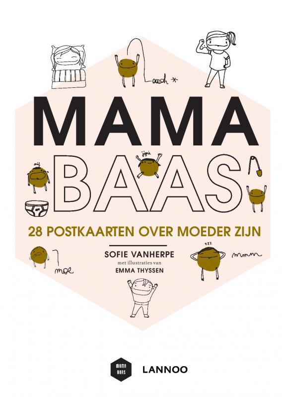 postkaarten mama baas