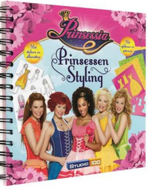 prinsessenboek prinsessia