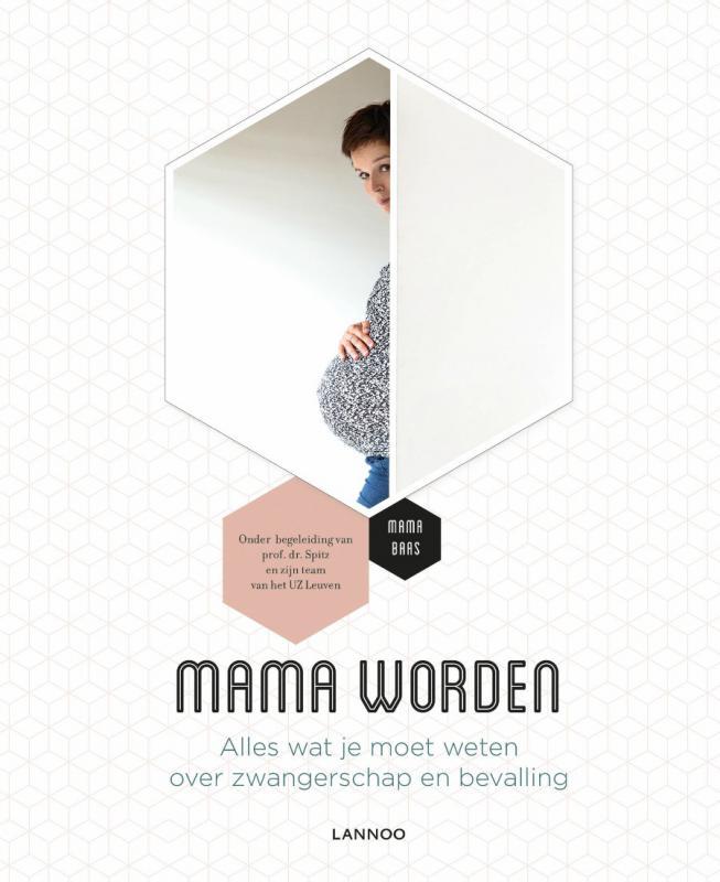 cover van het boek mama worden