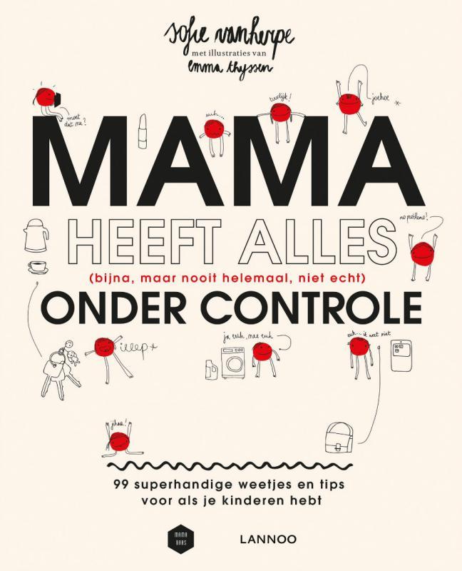 cover van mama heeft alles onder controle
