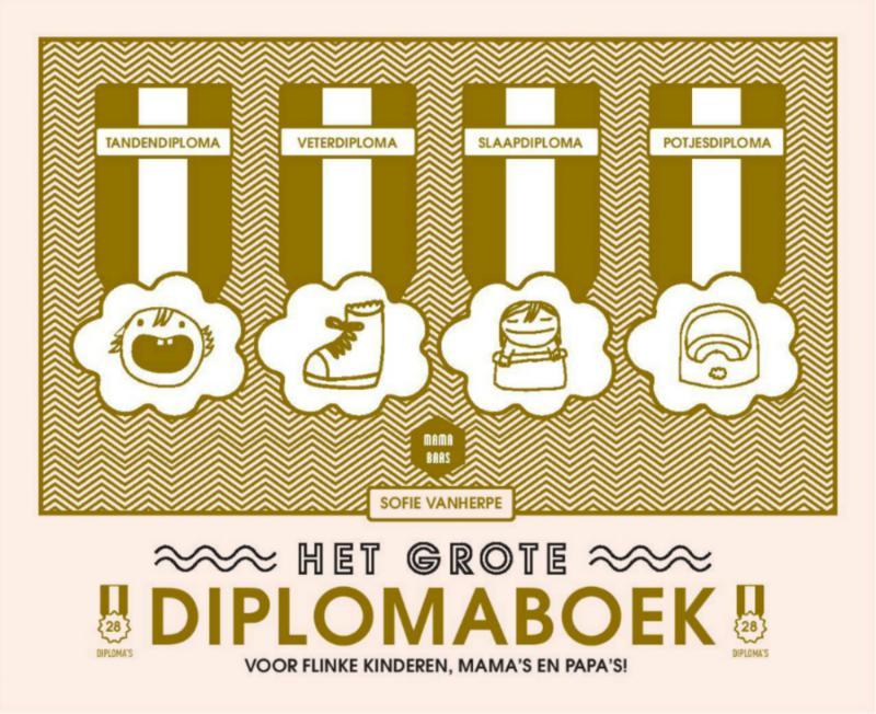 cover van het diplomaboek