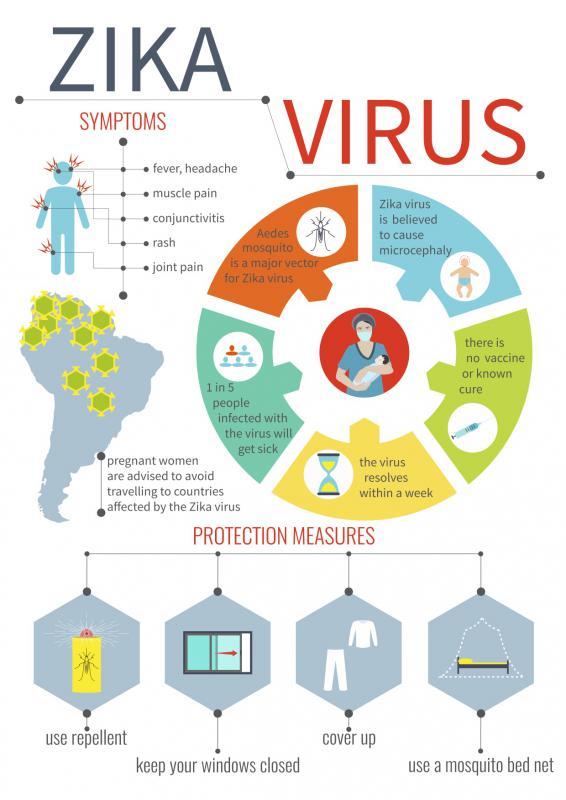 zikavirus ziektebeeld